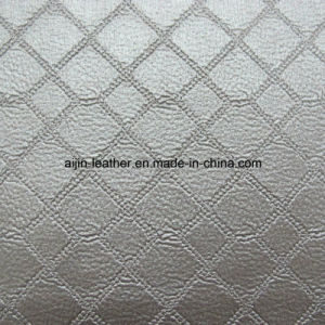 Synthetic PU Leather for Upholstery Fabrics