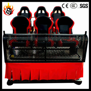 5D Cinema Chair for 5D/7D Motion Cinema
