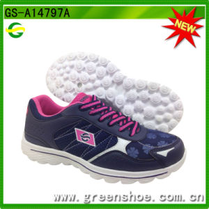 Sport Shoes Factory in Jinjiang (GS-A14797A) pictures & photos