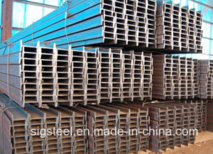 Hot Rolled Structural Steel I Beam pictures & photos