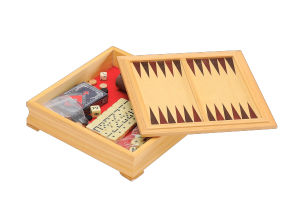 Wooden Chessboard Toy Chess Game (CB2219) pictures & photos