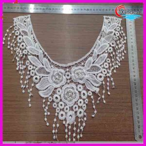 Quality Polyester Neck Collar Lace pictures & photos