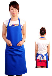Promotional Blank Apron for Custom Logo Design pictures & photos