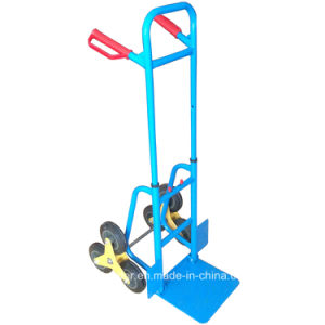 China Manufacturer of Stair Climbing Hand Trolley (HT1426H)