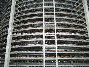 Stainless Steel Bread Cooling System Bread Production Line pictures & photos