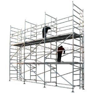 Combined Scaffolding System for Building pictures & photos
