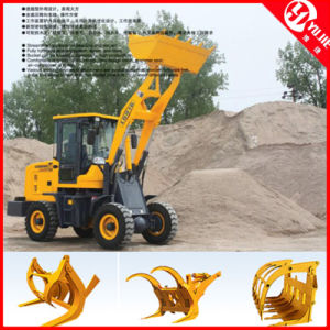 Zl16 1.6t Wheel Loader with Kinds of Fork (1600kg) pictures & photos