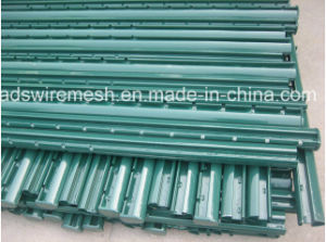 Triangular Bending Wire Mesh Fence (factory) pictures & photos