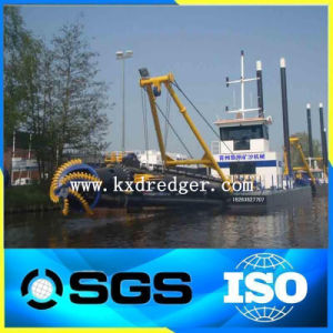 Kaixiang Professional Hydraulic River Sand Dredger Cutter Suction Dredger for Sale--CSD450 pictures & photos