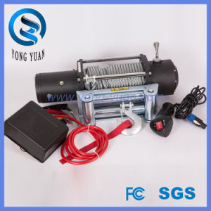 Synthetic Rope/Wire Rope Electric Winch 10000lb for off-Road Recovery 12V (DH10000F/DH10000F-S)