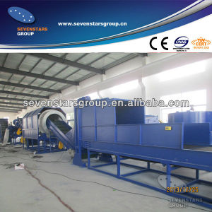 Plastic Pet Bottle Flakes Recycling Plant with Ten Years Experience pictures & photos