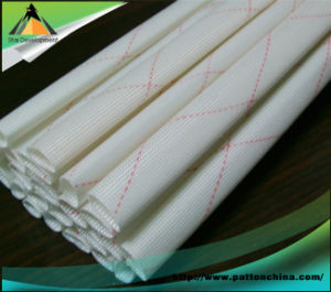 White Fiberglass Rods Hollow Tubes