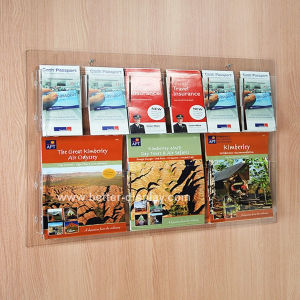 Custom Wall Mount Acrylic Document Holder (BTR-H6044) pictures & photos