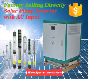 Large Power 55kw Solar Pump Inverter for Deep Well Pump pictures & photos