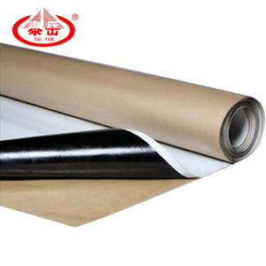 High Waterproof and Self-Adhesive EVA Polymer Composite Membrane pictures & photos