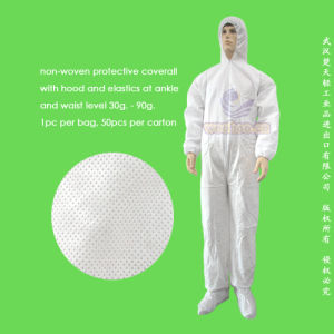 Disposable Medical Protective Coverall pictures & photos