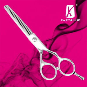 SUS440C stainless steel hair thinning scissors-SK05T
