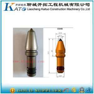 Conical Cutting Shaped Bit for Trecher Machine C31HD pictures & photos