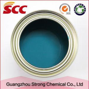 Economical Refinishing Blue Reddish Color 2k Acrylic Car Paint pictures & photos