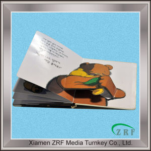Fashion Folding Cartoon Story Folding Book Print Service pictures & photos
