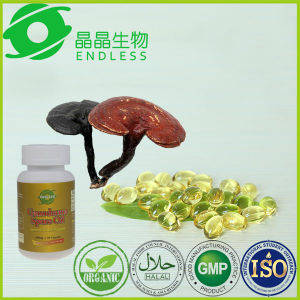 Ayurvedic Medicine Duanwood Ganoderma Mushroom Oil Capsule pictures & photos