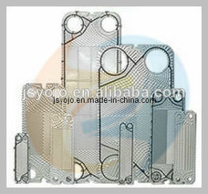 Heat Exchanger Spare Parts (Alfa Laval, Swep, Sondex, Gea, Tranter) Heat Exchanger Plates and Gaskets
