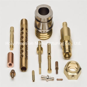 Precision Turning Brass CNC Machining Part pictures & photos
