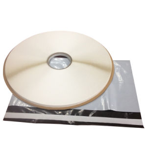 Permanent Sealing Tape, Reinforced Double Sided Resealable Tape (SJ-HC08) pictures & photos