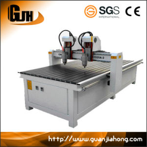 Dual Spindle Woodworking CNC Router 1325-2 pictures & photos