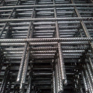 Black Iron Wire Concrete Reinforcing Wire Mesh pictures & photos