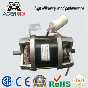 AC Single Phase Asynchronous Induction Motor 370W pictures & photos