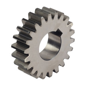 Forged Large-Sized Gear, Forged Steel Gear pictures & photos