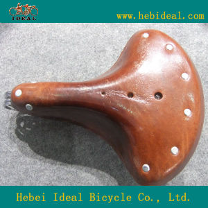 Leather Saddle for Old Style (IDE-SD-03)