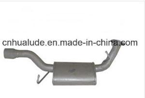 Aluminum Exhaust Car Muffler M4805 pictures & photos