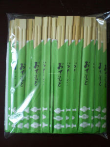 Bamboo Chopstick Shipping to The World pictures & photos