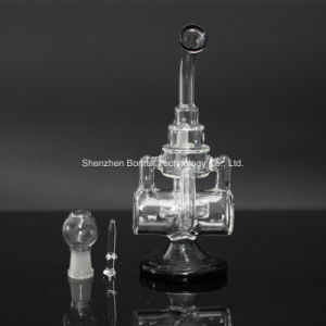Glass Recycler Smoking Water Pipe pictures & photos