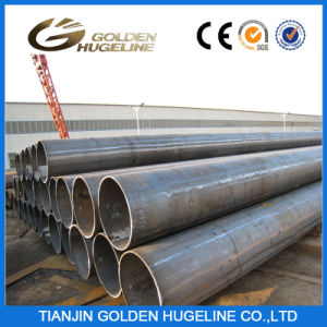DIN St37 Seamless Steel Tube pictures & photos