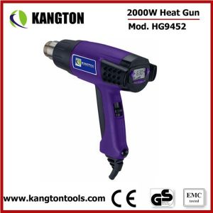 2000W Mini Variable Heat Gun Welding Gun pictures & photos