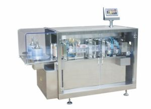 Ggs-118 Micro Automatic Forming, Liquid Filling and Sealing Machine for Plastic Bottle pictures & photos