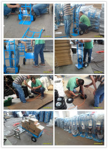 Factory Supply High Quality and Competitive Price Hand Trolley pictures & photos