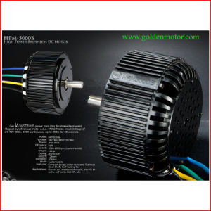 Electric Car Motor (HPM5000B) pictures & photos
