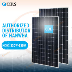 China High Quality Q-Cells Mono Solar Panel 330watt 335W Price pictures & photos