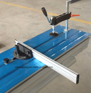 Mj6130A Electric Lifting Format Panel Saw for Making Furniture pictures & photos