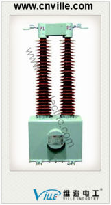 Lvb (T) -220 Series Inverted Structure with Oil-Immersed Paper Insulation of Current Transformers pictures & photos