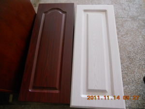 Solid Wood Kitchen Cupboard Doors pictures & photos