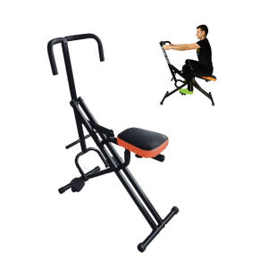 Black Total Crunch Gym Sports Equipment pictures & photos
