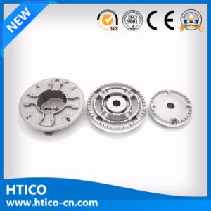Aluminum Burner Head and Cap for Gas Cooker pictures & photos