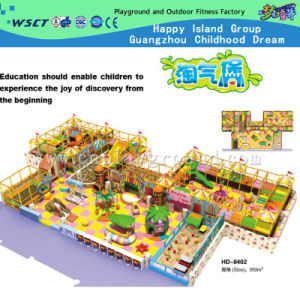 Large-Scaled Indoor Playground with Soft Play (HD-8402) pictures & photos