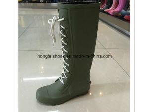 Low Cylinder Boots Waterproof Slip (shoes)