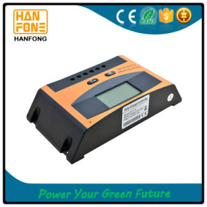 20A Solar Charge Controller Battery Regulator 12V/24VDC Auto (ST1-20A) pictures & photos